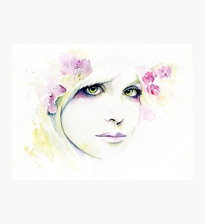 Courtney Love Photographic Print