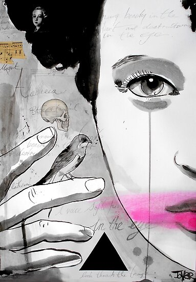 Alatheia (don't get knotted) by Loui  Jover