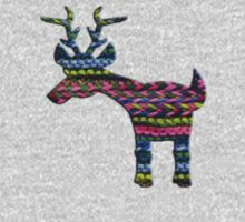 Deer Knit One Piece - Long Sleeve