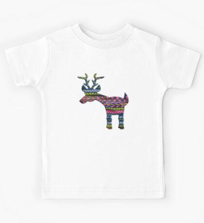 Deer Knit Kids Tee