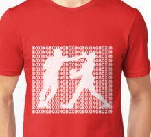 Joe Frazier vs Muhammad Ali Jab White  Unisex T-Shirt