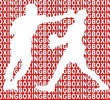 Joe Frazier vs Muhammad Ali Jab White  by yin888