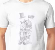 Case Closed x Professor Layton Unisex T-Shirt