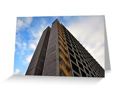 Park Hill. Greeting Card