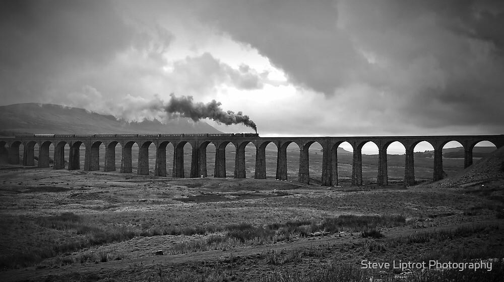 Ribblehead Viaduct by Steve  Liptrot