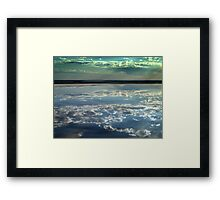 Lost in the Clouds Framed Print