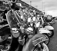 We are the mods! by Anthony Burke
