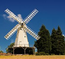 Woodchurch Windmill by JEZ22