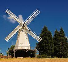 Woodchurch Windmill by JEZ22