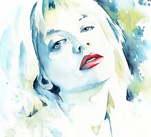 Courtney Love by Cora-Tiana