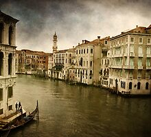Sentimental Memories - Venice by Jason Wickens