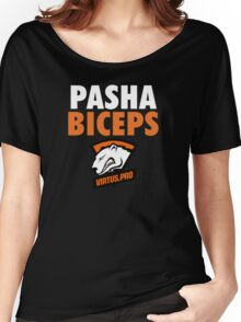 PASHA BICEPS | VP | Virtus Pro Women's Relaxed Fit T-Shirt