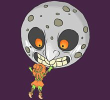 Skull Kid and Moon Unisex T-Shirt