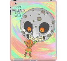 Skull Kid and Moon iPad Case/Skin