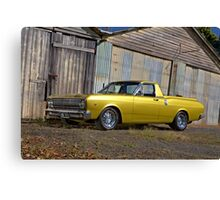 Ford XR Ute Canvas Print