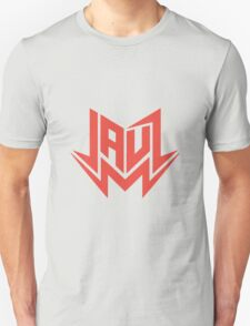 Jauz Logo Red T-Shirt