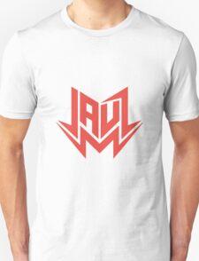 Jauz Logo Red T-Shirt