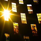 The sun shines in by John Dalkin