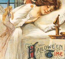 Victorian Halloween Fairy Faeries Sticker