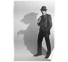 HB shadow Poster