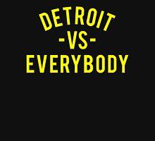 Detroit VS Everybody   Yellow Unisex T-Shirt