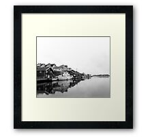 Coast 1 Framed Print