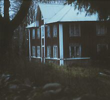 Ghost House - Markaryd, Sweden by Barnewitz