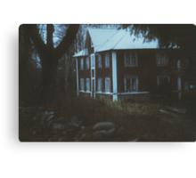 Ghost House - Markaryd, Sweden Canvas Print