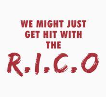 We Might Just Get Hit With The R.I.C.O | Red by OGedits