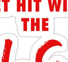 We Might Just Get Hit With The R.I.C.O | Red Sticker