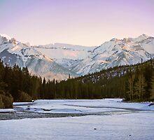 Banff National Park by Ryan Davison Crisp