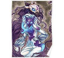 League of Legends Kindred HQ Poster