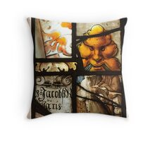 All Saints' Church, Chelsworth Throw Pillow