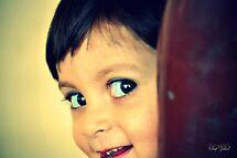 Naughty look by Saif Zahid