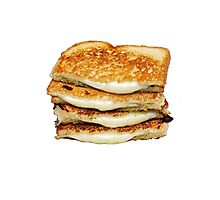 Grilled Cheese Photographic Print