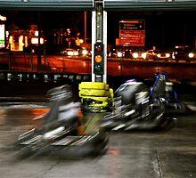Peak Hour Traffic by Helen Vercoe