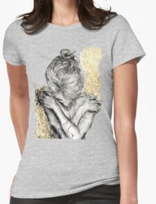 Embrace Womens Fitted T-Shirt