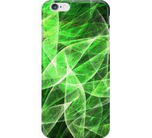 Emerald Ruffles iPhone Case/Skin