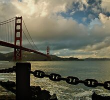 Under the Golden Gate by Leasha Hooker