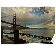 Under the Golden Gate Poster