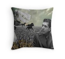 Kisses Deep Throw Pillow