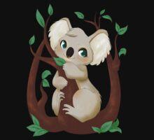 Happy koala One Piece - Short Sleeve