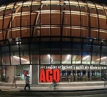AGO Panoramic by Michael Harvie