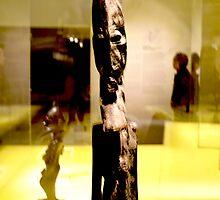 les dogons ( musée des arts premiers ) by monk-alainalele