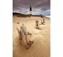 Spurn Lighthouse Photographic Print