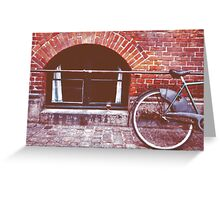 Bicycle Copenhagen Greeting Card