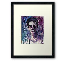 Stiles Stilinsky Framed Print