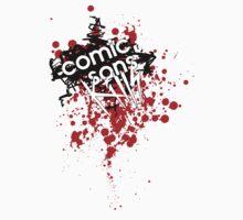 Comic Sans Kills by zethzune