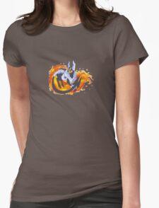 Mega Houndoom Womens Fitted T-Shirt