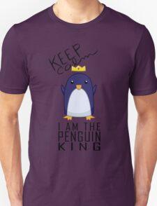 Penguin King Unisex T-Shirt